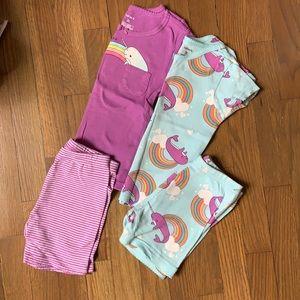2T pajamas
